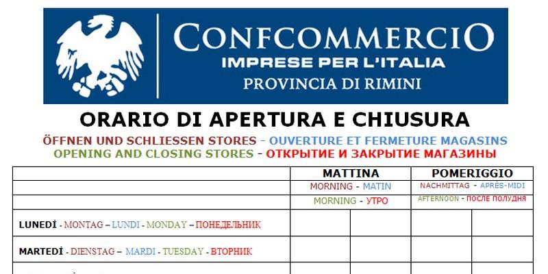 Orario chiusura forex italia