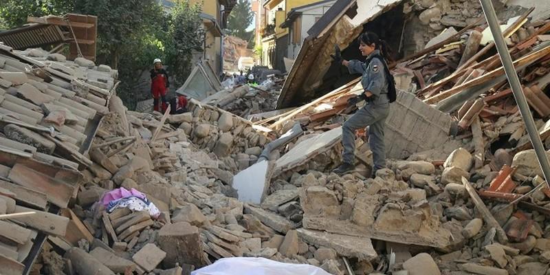 Immagine Terremoto: Confcommercio apre la sottoscrizione
