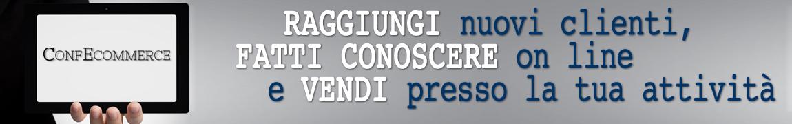 Banner Confcommercio