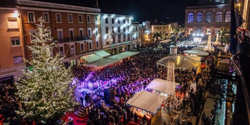 Rimini Christmas Square – Ordinanza bevande in vetro