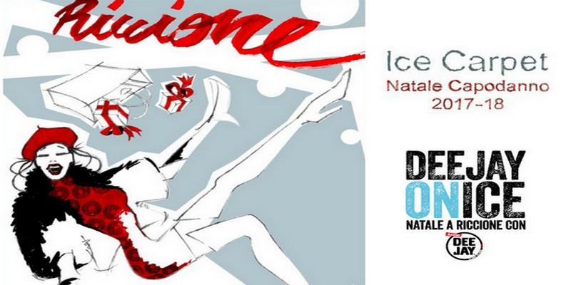 Riccione ice carpet – ordinanza bevande in vetro