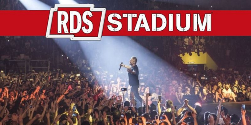 Spettacoli RDS Stadium – Ordinanza bevande in vetro