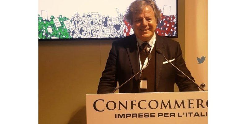 Gianni Indino rieletto presidente di Confcommercio della provincia di Rimini