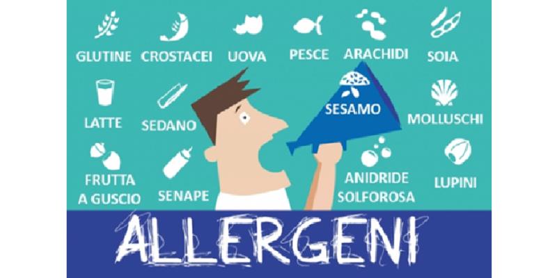 Allergeni: 16 luglio, incontro gratuito a Morciano