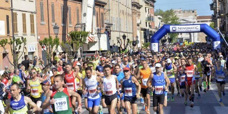 Rimini Marathon 2018 – modifiche alla viabilità