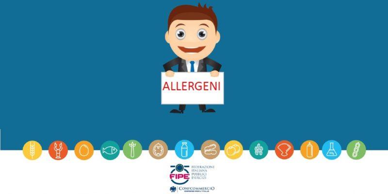 Immagine Indicazioni sulla presenza di allergeni