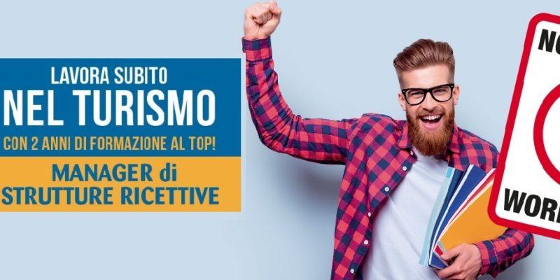 Immagine TECNICO SUPERIORE PER LA GESTIONE DI STRUTTURE TURISTICO-RICETTIVE