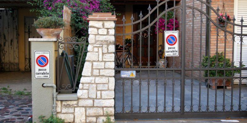 Rimini: proroga termine per il pagamento del canone dei passi carrai