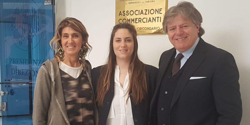 Immagine Confcommercio incontra la sindaca di Santarcangelo Alice Parma