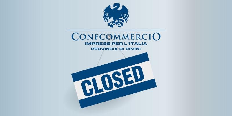 Chiusura Uffici Riccione – Patrono del Comune