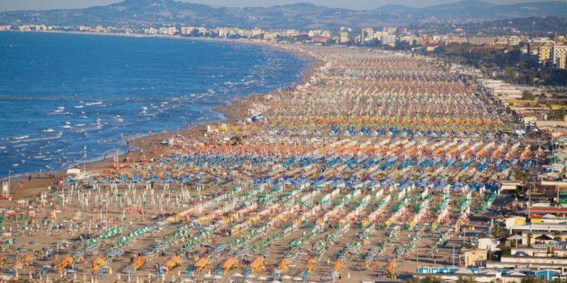 Riviera Romagnola: parametri per la balneazione rientrati