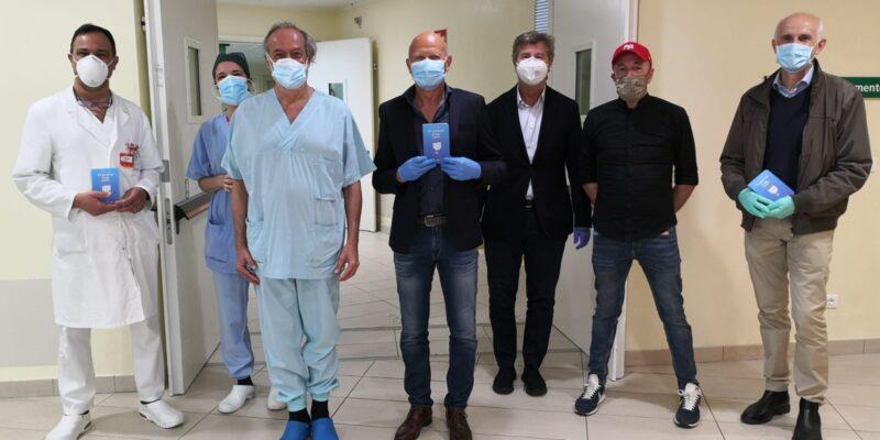 ACAR, l'associazione concessionari auto della provincia di Rimini, dona due macchinari medicali all'UO Anestesia e Rianimazione dell'ospedale Infermi