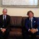 Indino incontra il nuovo Prefetto di Rimini, Giuseppe Forlenza