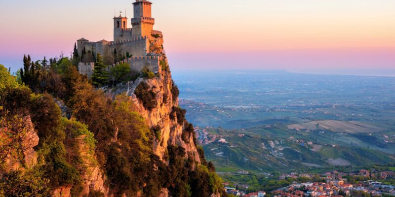 La Repubblica di San Marino entra tra i Paesi in Fascia C
