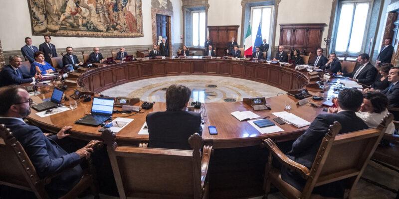 Consiglio dei Minisitri n.88: approvazione nuovo decreto legge