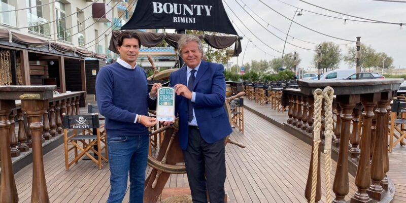 Il Bounty è Bottega Storica del Comune di Rimini ed entra nel progetto di valorizzazione di Confcommercio provinciale