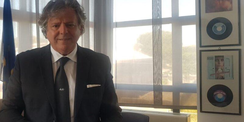 """Immagine Indino: """"Fusione fiere, Rimini in questa partita non chiede altro che il rispetto degli accordi presi"""""""
