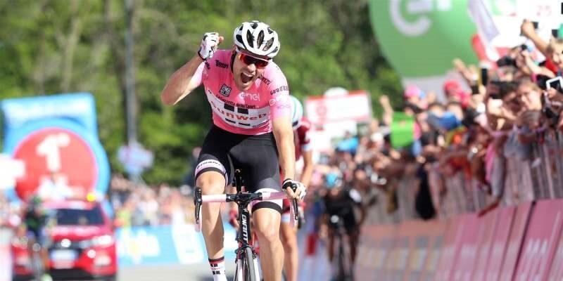 Passaggio del Giro d'Italia: modifiche alla viabilità
